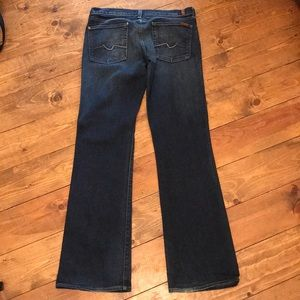 Women's 7 For All Mankind jeans, size 31